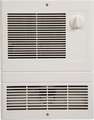 1500W Fan-Forced Wall Heater; White