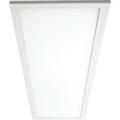 Sylvania® LED 1' x 4' Flat Panel Recessed Fixture, 32 Watt, 120-277 Volt, 3500K