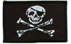 Iron On Patch, Jolly Roger