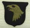 Multicam Patch, 101st Airborne