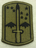 Multicam Patch, 172nd Infantry Brigade
