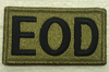 Multicam Patch, EOD