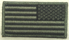 American Flag Patch, Reverse ACU