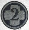 ACU Patch, 2nd Medical Brigade