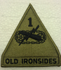 Multicam Patch, 1st Armor Division