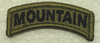 Multicam Patch, 10th MT Division Tab
