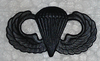 Jump Wing, US Army Basic Parachutist Subdued