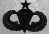 Jump Wing, US Army Senior Parachutist Subdued