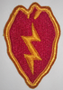 Class A Patch, 25th Infantry Division