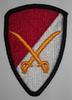 Class A Patch, 6th Cavalry Brigade