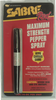 Pepper Spray, Sabre Red Tapered Pen
