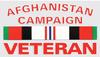 Decal, Afghanistan Campaign Veteran