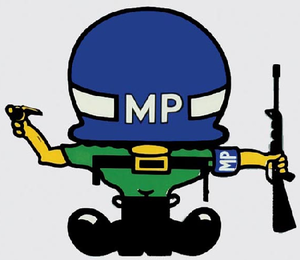 Decal, MP