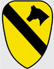 Decal, 1st Cavalry
