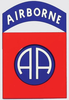 Decal, 82nd Airborne
