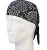 Head Wrap, Trainsmen Paisley