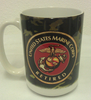 Coffee Mug, United States Marine Retired