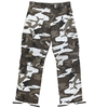 Fashion BDU Pants, Urban Camo