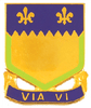 Unit Crest, 127 Field Artillery