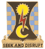 Unit Crest, 109 Military Intelligence Battalion