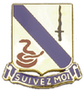 Unit Crest, 14 Armored Cavalry