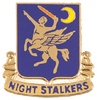 Unit Crest, 160 Aviation