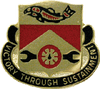 Unit Crest, 382 Support Battalion