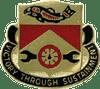 Unit Crest, 382 Support Battalion