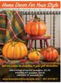 Metal Pumpkins Display Ad.