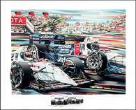Long Beach Grand Prix (Litho)