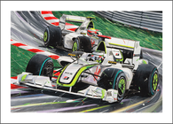 Brawn F1 (Button)