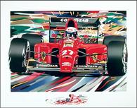 Prost, Ferrari