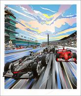 SAP United States Grand Prix - Indianapolis