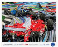 USGP 2006 Poster