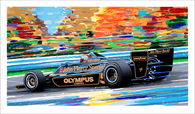 Mario Andretti at Watkins Glen