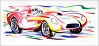 Scaglietti Cars - Art in Motion