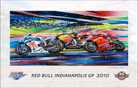 Indianapolis GP - 2010 Poster