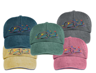 Embroidered Hat Collection