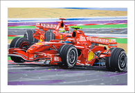 Team Ferrari, 2008