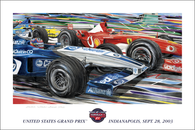 USGP 2003 Poster (Special Edition)