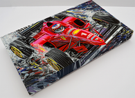 Rainman (Schumacher) Gallery Wrap Canvas
