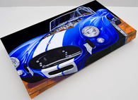 427 Cobra Gallery Wrapped Canvas