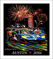 Austin Endurance Racing, 2016