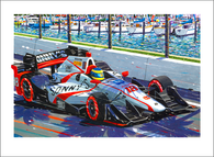 from first to last (Sebastien Bourdais)