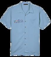 Camp Shirt- Cloud Blue