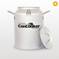 Original Can Cooker with rack!