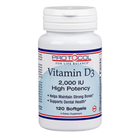 Vitamin D-3 2000iu