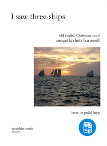 I Saw Three Ships by Rhett Barnwell-PDF