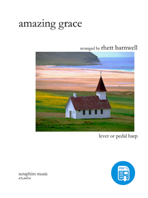Amazing Grace by Rhett Barnwell - PDF