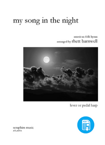 My Song in the Night - Barnwell - PDF